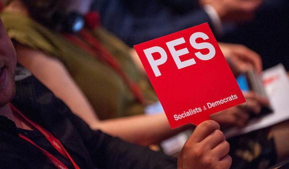 PARTIA SOCIALISTE EVROPIANE 576x338