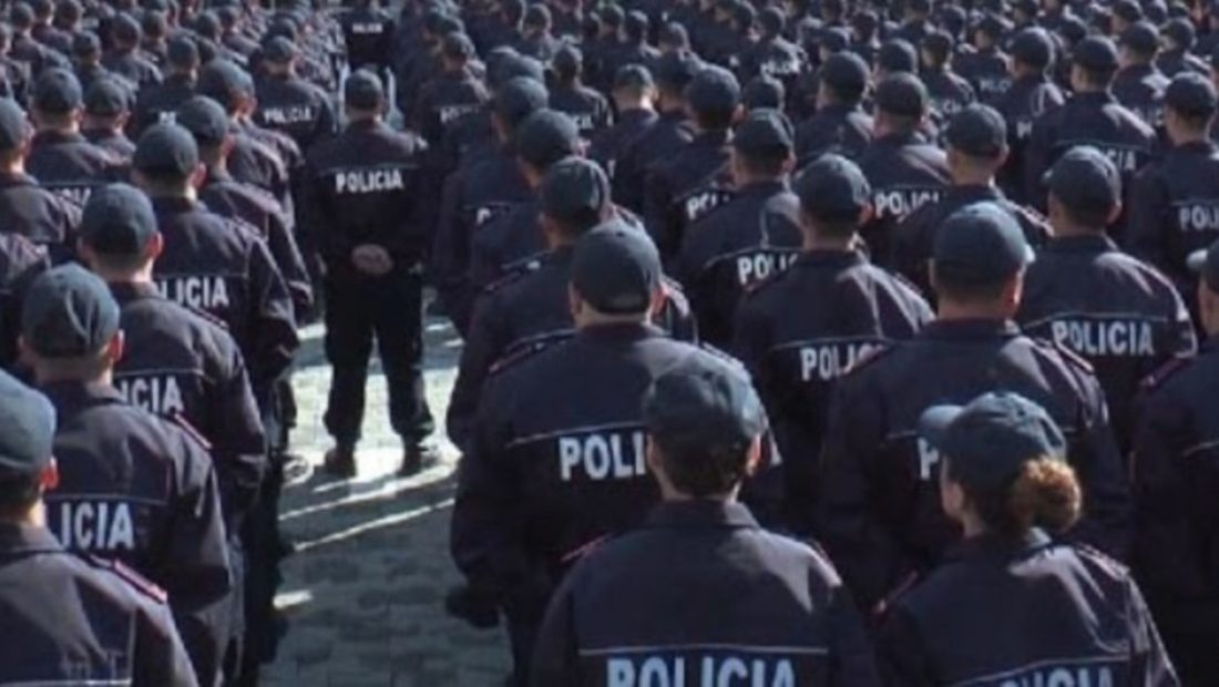 Punonjes policie koronavirusi ne shqiperi te infektuar Covid 19 1100x620