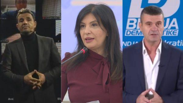 Zgjedhjet e 25 prillit, emrat me të cilët partitë e reja synojnë mandate