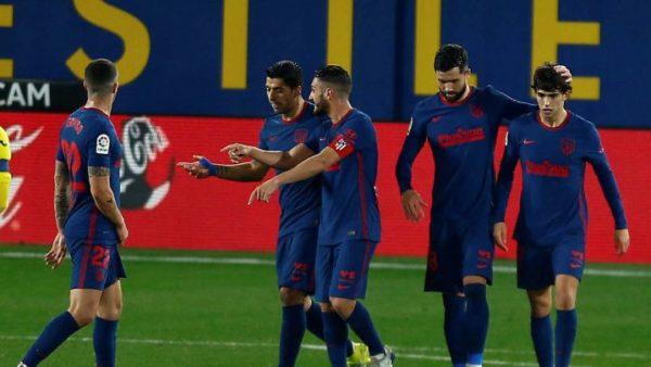 Atletico tregon forcën, rikthen distancën e sigurisë me ndjekësit