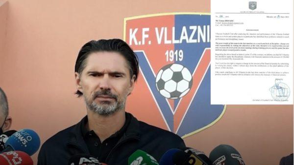 E pabesueshme në Shkodër, Vllaznia u kualifikua, kryebashkiakja gjobit trajnerin Brdaric
