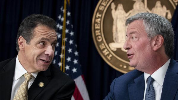 Akuzat për ngacmim seksual, De Blasio kërkon dorëheqjen e Cuomo-s