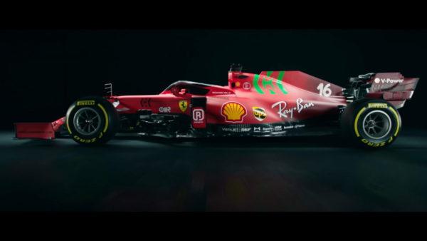 F1, Ferrari prezanton njëvendëshen e Leclerc dhe Sainz