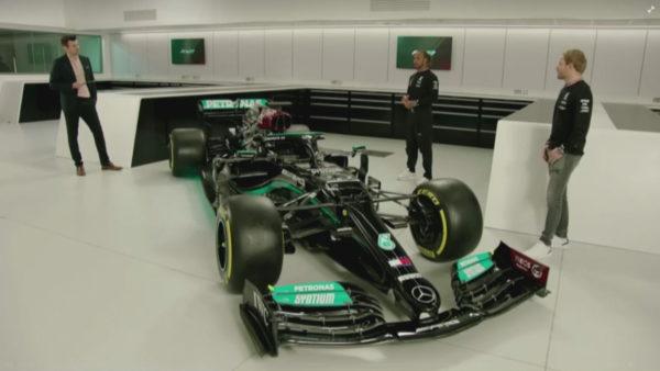 Formula 1, zbulohet Mercedes i ri, Hamilton për të shkruar historinë