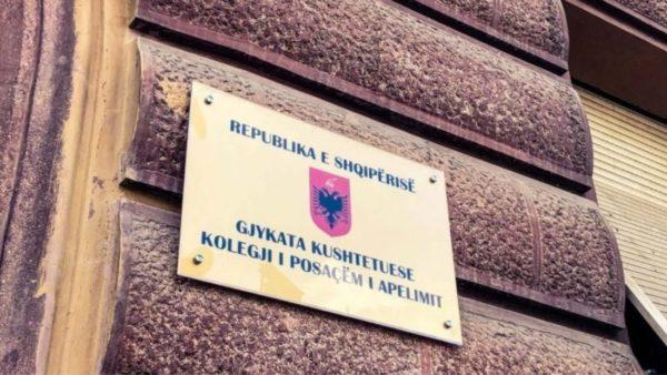 Gjykata Kushtetuese rrëzon pjesërisht vendimin për ndalimin e aktiviteteve partiake me më shumë se 10 persona