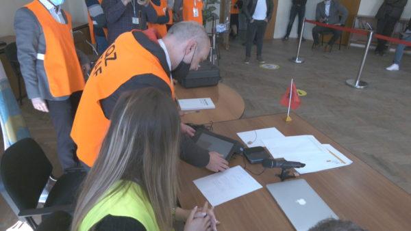 Zgjedhjet e 25 prillit, KQZ teston identifikimin elektronik në Kukës