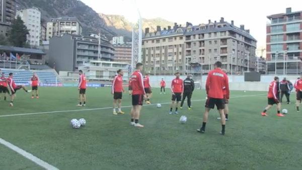 Formacioni fitues ndaj Andorrës, për 3 pikë në San Marino