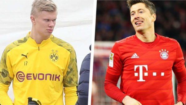 Bayern-Borussia, sfida e goleadorëve Lewandowski dhe Haaland