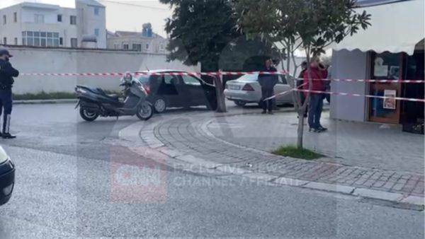Plagosje me thikë në Durrës
