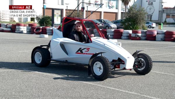 Cross Car, gara e re në Shqipëri