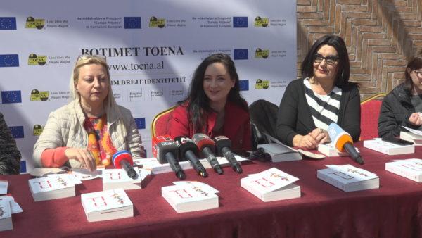 Rrugëtim drejt identitetit,  Ditët e Librit mbërrijnë me takime letrare në kalanë e Tiranës