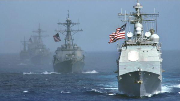 Kriza Ukrainë-Rusi, SHBA dërgon anijet në Detin e Zi