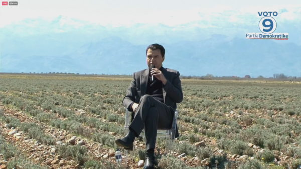100 mln euro mbështetje, Basha firmos marrëveshje me shoqatën e bimëve mjekësore