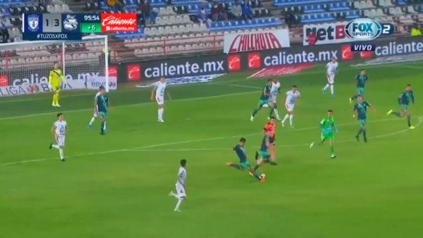 E pabesueshme në Meksikë, gol nga 80 metra