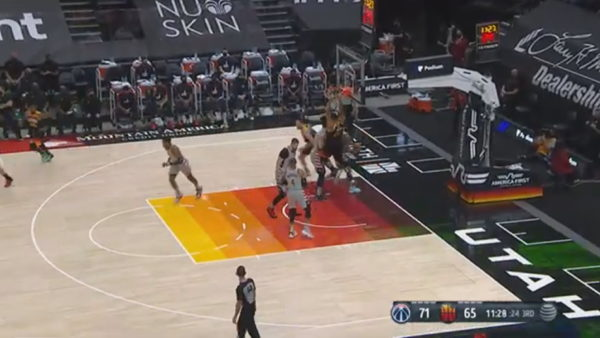 Golden State thyen Denver, Curry në histori