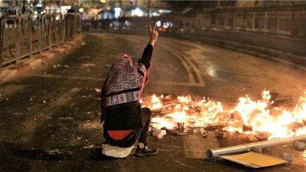 Shpërthen dhuna në Jerusalem midis palestinezëve dhe grupeve nacionaliste izraelite