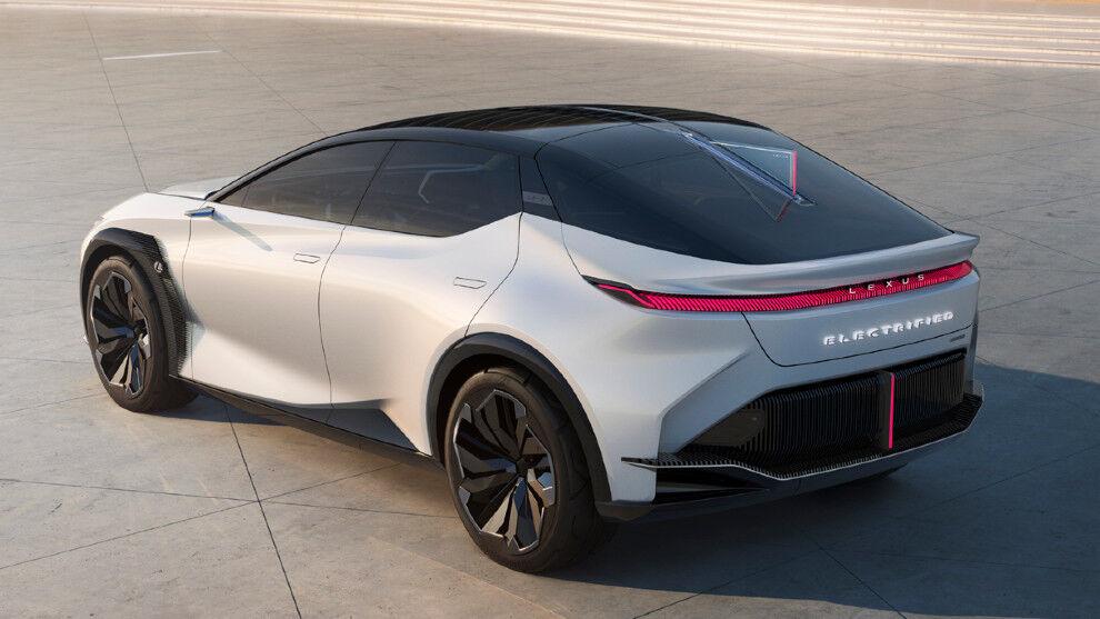 Lexus prezanton idenë për makinën elektrike të së ardhmes
