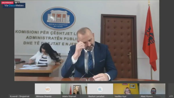 Komisioni i Ligjeve zhvillon mbledhjen e parë pa Bashkim Finon, përloten socialistët