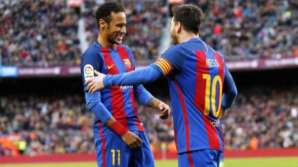 Leo Messi këmbëngul për rikthimin e Neymar
