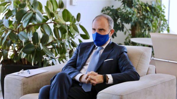 Ambasadori i BE në Shqipëri merret në mbrojtje nga Garda e Republikës