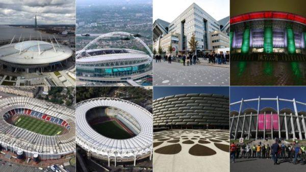 Zbuloni stadiumet ku do të luhet Evropiani i Futbollit