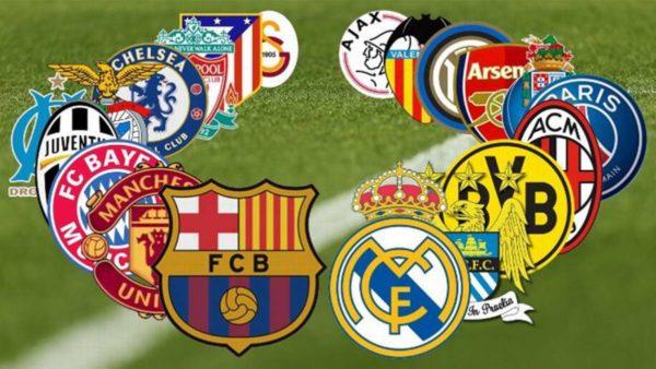"""UEFA, asnjë dënim për 12 klubet """"rebele"""""""