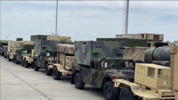 """""""Defender 21"""", vijon mbërritja e trupave dhe mjeteve amerikane në Durrës"""