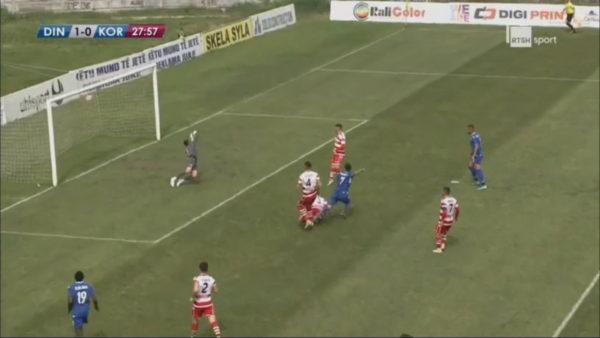 Rikthimi i madh, Dinamo mund Korabin dhe sheh Superioren një fitore larg