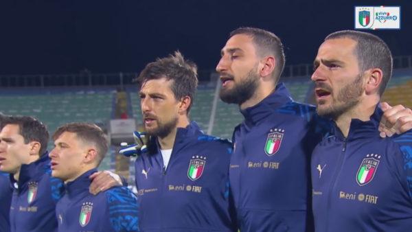Gati vaksinimi i Kombëtares Italiane të futbollit , jo AstraZenca-s