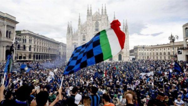 Atalanta ndalet, Interi kampion për herë të 19-të