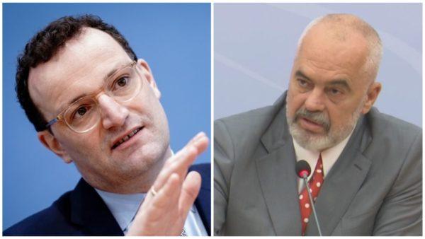 """""""Ballkani vatër infeksioni"""", Rama kritikon ministrin gjerman: Është skandal"""