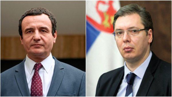 Dialogu Kosovë-Serbi, Kurti dhe Vucic takohen në 15 qershor