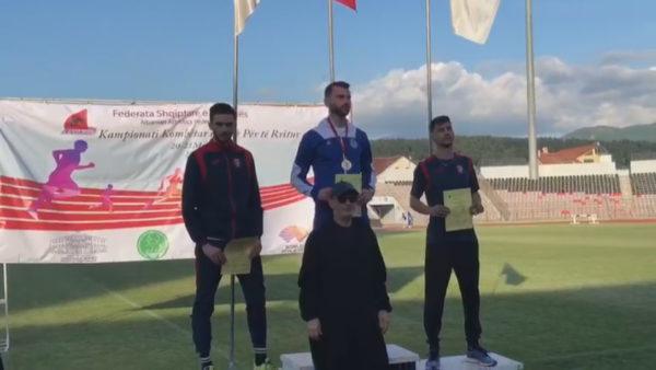 """Kampionati Kombëtar i Atletikës, Tirana dominon pistën, Gega e Smajlaj thjesht """"ruajnë formën"""""""