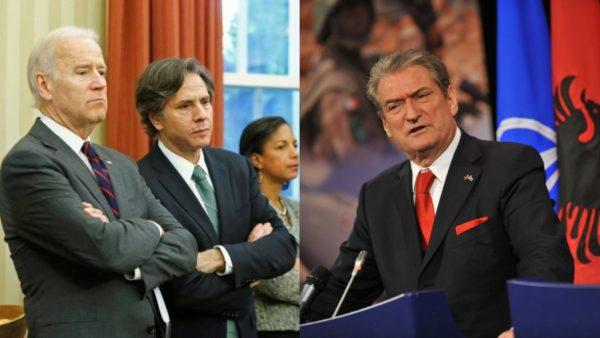 Në vitin 2009, Blinken vlerësonte Kryeministrin Berisha në luftën kundër korrupsionit dhe krimit të organizuar