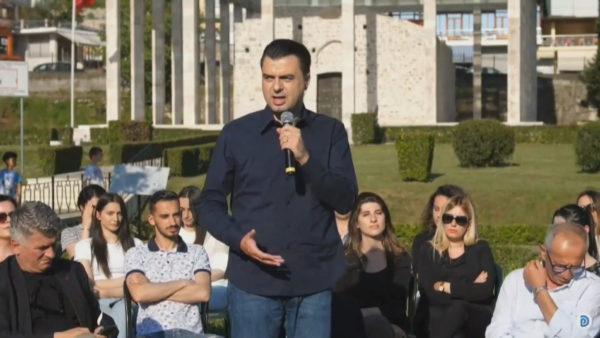 Lulzim Basha, fushatë për kryetar