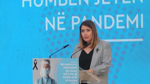Manastirliu: Mbi 5000 mijë mjekë e infermierë të shërbimeve covid përfitojnë bonusin special