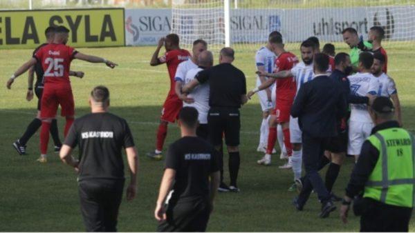 Dënimet e Disiplinës, 30 muaj përjashtim drejtuesve, Kastrioti mbyll sezonin pa trajner