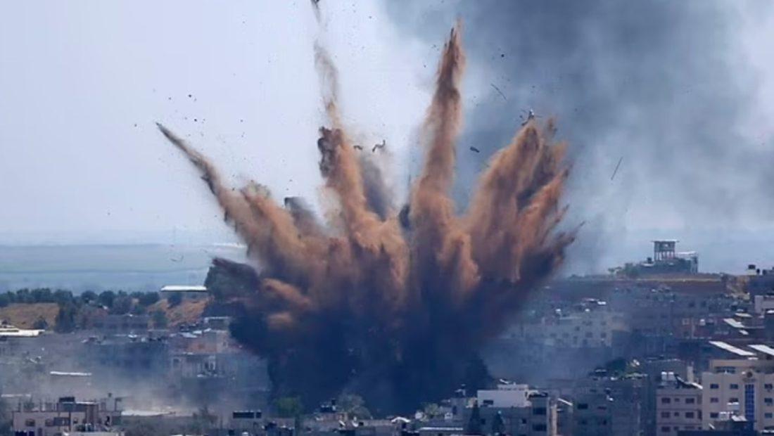 konflikti izrael palestine sulm me raketa lufte 1100x620