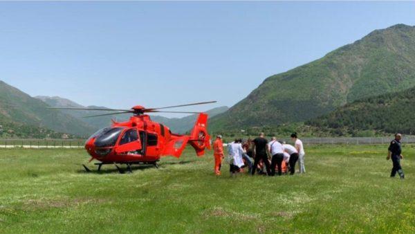 Shpërthim në minierë në Bulqizë, plagoset minatori 36-vjeçar, dërgohet me helikopter në Tiranë