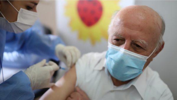 Manastirliu: Mbi 550 mijë të vaksinuar në vendin tonë