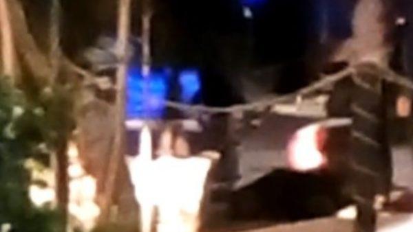 Momentet menjëherë pas ekzekutimit të 38-vjeçarit në Vlorë