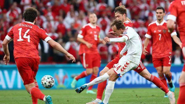 Danimarka rrëzon Rusinë, Belgjika e mbyll me pikë të plota