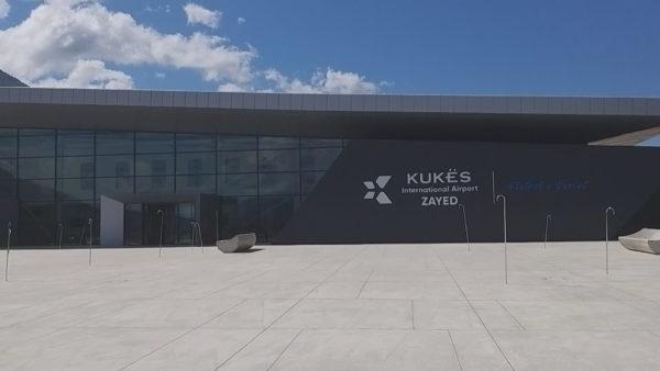Aeroporti i Kukësit nis më 15 korrik, fluturime drejt Zyrihut dhe Stambollit