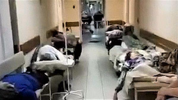 Rusia përjeton pikun e valës së tretë, qindra të vdekur dhe pacientët në korridore