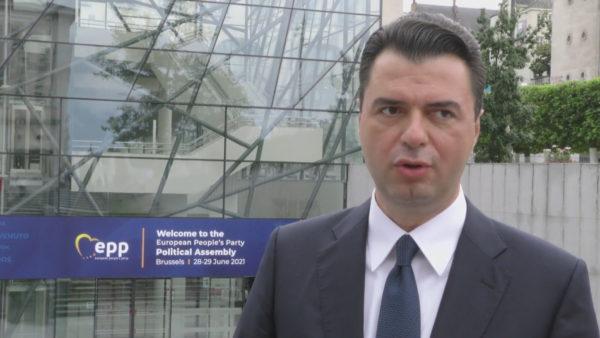 Basha nga Brukseli: Do të hyjmë në parlament, lufta jonë edhe brenda edhe jashtë tij