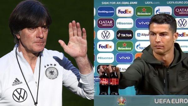 Löw: Ronaldo mund të bëjë më shumë sesa thjesht të lëvize ca shishe