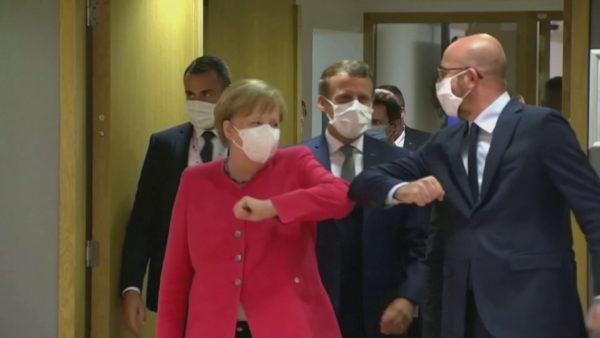 Lamtumira e Merkel, kancelarja merr pjesë në samitin e fundit të BE