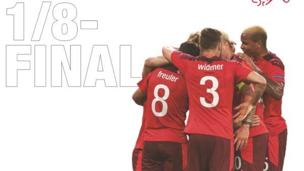 Festë edhe në Zvicër për fitoren e Belgjikës