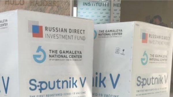 Mbërrijnë 25 mijë vaksina Sputnik V, do të përdoren si dozë e dytë