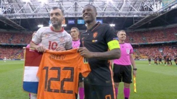 """Pandev """"var"""" bluzën e kombëtares: I lumtur që përfundoi kështu"""